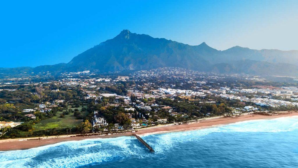 terreno en Costa del Sol.